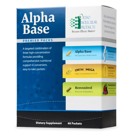 Alpha Base Premier Packs - 60 Packets