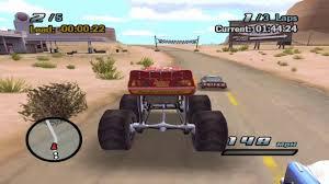 100 Monster Trucks Games Cars The Game Lightning McQueen Truck Bonus Car Gameplay HD