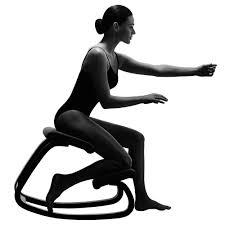 Ergonomic Kneeling Posture Office Chair by Aliexpress Com Buy Wooden Ergonomic Kneeling Chair In Folded