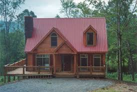 Exterior Of Modular Homes In NC