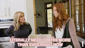 Need Coffee Now GIFs