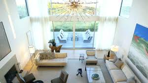 High Ceiling Chandelier Modern Chandeliers For Ceilings Contemporary Foyer