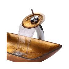 Kraus Vessel Sinks Combo by Faucet Com C Gvr 210 Re 10ch In Chrome By Kraus