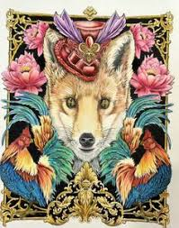 Adult Coloring Books Colouring Pencil Art Colored Pencils Animal Kingdom Sketchbooks Boss