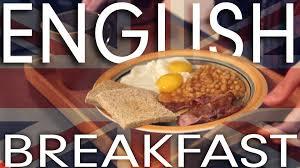 la cuisine en anglais recette breakfast petit déjeuner anglais la cuisine de