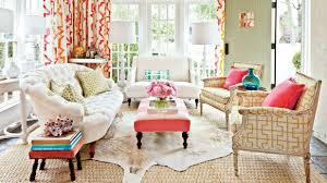 Southern Living Traditional Living Rooms by Decorating Sunrooms Punch Up Your Palette Southern Living