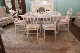 Shabby Chic Dining Room Set Table Chair S White Distressed Roseberry Shabby Chic French Country Cottage Antique Oak Wood And Distressed White 7piece Ding Set Four Stripy White Blue Shabbychic Ding Chairs Hand Painted Finished In Woking Surrey Gumtree Table Chairs Best Of Ripley Chair Pine Round Room Height Lights Ballad Decoration Tables Balloon Back Antique White French Chic Ornate Ding Table Set With Decor Cozy Slipcovers For Inspiring Interior My Home Room Ideas Chic Diy Shabby Chrustic Chair Basil Chaise