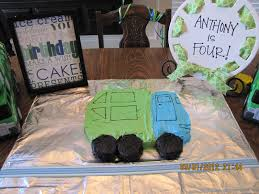 The Mamminas: A Garbage Truck Birthday Party! Dump Trucks For Sale In Des Moines Iowa Together With Truck Party Garbage Truck Made Out Of Cboard At My Sons Picture Perfect Co The Great Garbage Cake Pan Cstruction Theme Birthday Ideas We Trash Crazy Wonderful Love Lovers Evywhere Favor A Made With Recycled Invitations Mold Invitation Card And Street Sweepers Trash Birthday Party Supplies Other Decorations Included Juneberry Lane Bash Partygross
