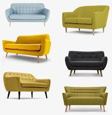 canapé ritchie sélection de jolis canapés design à petits prix