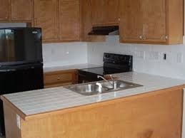kitchen contemporary ceramic tile countertops kitchen intended for