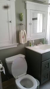 Bertch Bathroom Vanity Tops by Mixing Old With New Original 100 Year Old Medicine Cabinet With