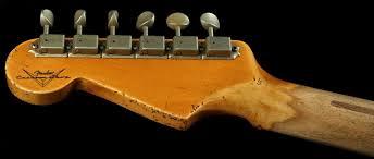 Fender Relic Neck