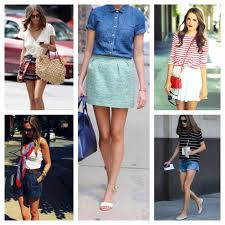 Fashion Spring Dress Outfits Tumblr U Wappstyle Cute Summer Shorts Trends Best