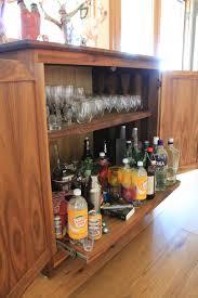Locked Liquor Cabinet Furniture by Media Casegoods Boulder Furniture Arts
