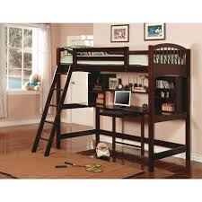 Low Loft Bed With Desk And Dresser by Low Loft Bed Aluminum Deck Railing Systems Stainless Steel Shelf