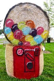 Sunnyside Pumpkin Patch Saratoga by 70 Best Hay Bale Contest Entries Images On Pinterest Hay Bales