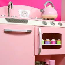 Wayfair Play Kitchen Sets by Furniture Alluring Piece Retro Kitchen And Refrigerator Set