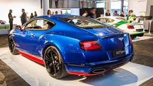 Gallery 2017 Bentley GT Speed 2