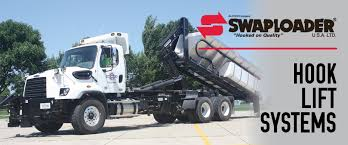 100 Hook Truck SwapLoader Lift Systems Tracey Road Equipment