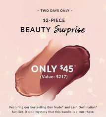Two Days Only - Bare Minerals 12-Piece Beauty Surprise! | MSA