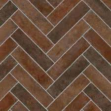 Brick Look Vinyl Flooring Pattern Floor Tiles Sheet