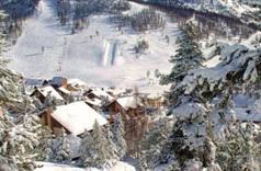 hotel le chalet blanc in montgenèvre provence alpes cote d azur