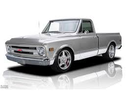 100 Used Trucks For Sale In Charlotte Nc 1968 Chevrolet C10 For ClassicCarscom CC1308889