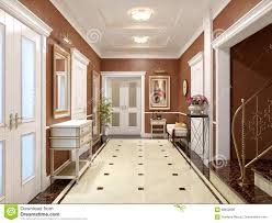 100 Interior Design Marble Flooring Elegant Classic And Luxurious Hall Stock