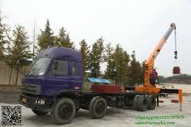 Custermizing 8x4 116 Ton Truck Mounted Crane SQ16S5 400 Kn.m At 2.5 ...