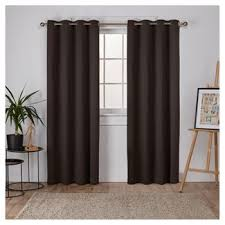 108 Inch Navy Blackout Curtains by 108 Inch Curtains Target