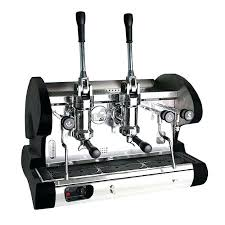 Parts Of Espresso Machine Get Quotations A Commercial Pull Lever Black Krups