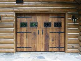 Rustic Wood Garage Doors About Spectacular Small Home Remodel Ideas D53 With