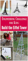 Gumdrop Christmas Tree Stem Activity by How To Build The Eiffel Tower An Engineering Project For Kids