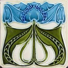 nouveau tiles tile co the decorated tile wiki