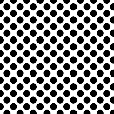 Free Digital Backgrounds Scrapbook Paper Black And White Spots Dots
