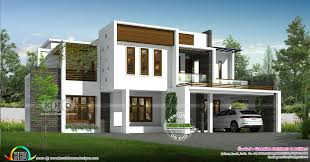 104 Modern Architectural Home Designs Kerala Design Khd On Twitter Contemporary Flat Roof Https T Co Laug3tsiyg