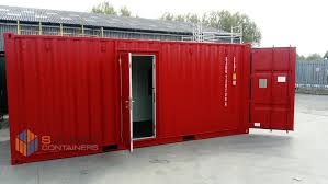 100 Converted Containers Container Converted Into Site Short Stay Sleeping Quarters 4 X Bunk