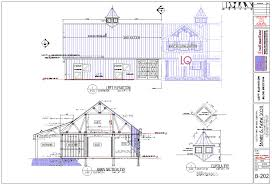 house plan barns with living quarters floor plans horse barn