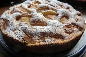 apfel birnen kuchen
