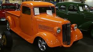 1936 GMC T-14 Street Rod Pickup - YouTube