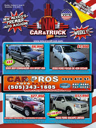 NM Car And Truck Magazine Issue 45 By NM Car And Truck Magazine ... Your Hobbs New Mexico Chevrolet Dealer Buying A Used Car Or Truck From Craigslist How To Spot A Scammer Clovis Cheap Cars Under 1000 By Owner And For Sale In Gallup Nm Autocom Artesia Alternative Carlsbad Ab Sales Pickup Trucks Alburque Gallery Zia Auto Whosalers Dbs Salvage Cmonster 2012 Ford Svt Raptor Built Ultimate Accsories Aerial Lifts Clark Equipment