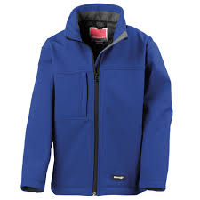 result junior classic softshell jacket kids softshell jackets