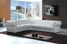 canapes haut de gamme canape canapes cuir italien canapac en blanc beau canapacs