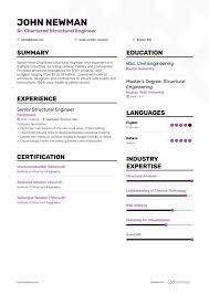 Structural Engineer Resume: Ultimate Guide For 2019 [+6 ... Civil Engineer Resume Writing Guide 12 Templates Lead Samples Velvet Jobs Template Professional Cv Format Doc Google Docs Free By Julian Ma On Dribbble Cv Examples The Database Structural Cover Letters Military Eeering Cover Letter Sample New 10 Examples Civil Eeering Andy Khan For Freshers Download For Fresh Graduate 2018