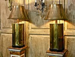 Frederick Cooper Table Lamps Brass by Jones And Cole What I See On The Horizon