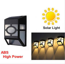 selling waterproof solar wall ls 1 2v 1 6w 10000mcd led