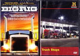100 Modern Marvels Truck Stops Amazoncom Big Rig Ing Documentary The History Channel