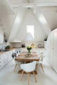 küche dachschräge 50 ideen für ein auffälliges küchendesign