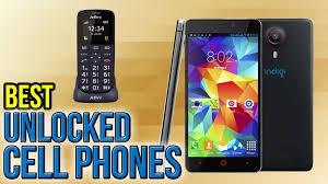 10 Best Unlocked Cell Phones 2017
