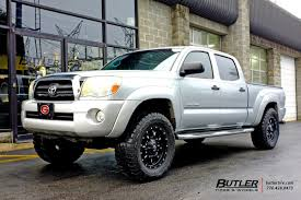 Toyota Tacoma With 18in Fuel Krank Wheels Exclusively From Butler ... 2018 Used Toyota Tundra 1794 Edition Crew Cab 4x4 20 Premium Rims Magnetic Gray Thread Trucks Pinterest And 2008 Tacoma 2014 Xd Series Xd127 Bully Wheels Satin Black Custom Rim Tire Packages Oem Rims That Fit 3rd Gens Page 6 4runner Forum 4x4 Mag 4wd For Sale Online Australia New Trd Sport Access In Boston 21157 Pickup Update Crown Vic Daily Driven Stance Youtube Wheel Offset 2009 Flush Suspension Lift 3 Mk6 Off Road By Level 8 Archives Trucksunique